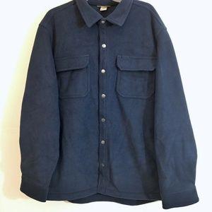 Duluth Shoreman's Fleece shirt Men's XL 92333